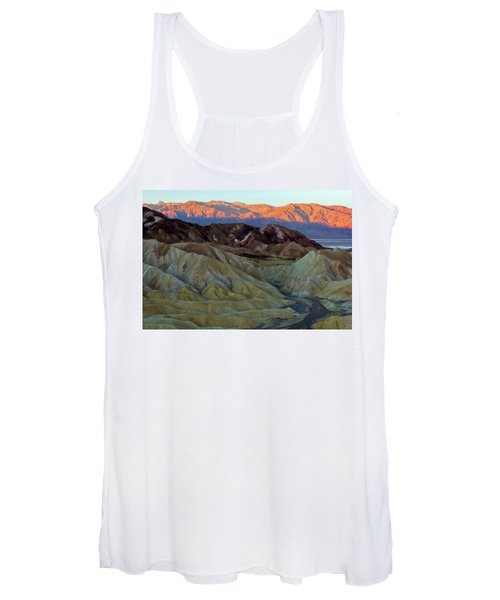 Brilliant And Subdued Women's Tank Top