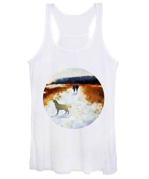 Broadland Walk Women's Tank Top
