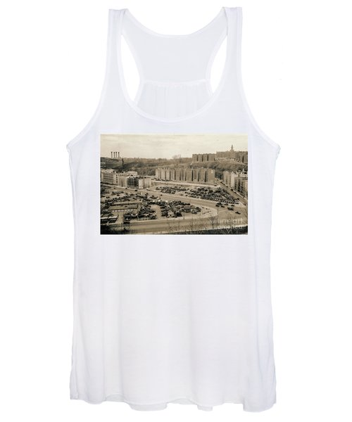 Broadway And Nagle Ave 1936 Women's Tank Top