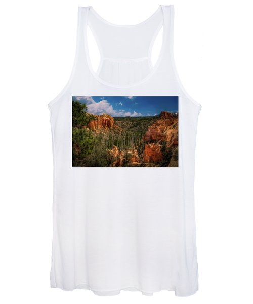 Bryce Canyon From The Top Women's Tank Top