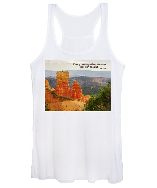 Bryce Canyon Women's Tank Top