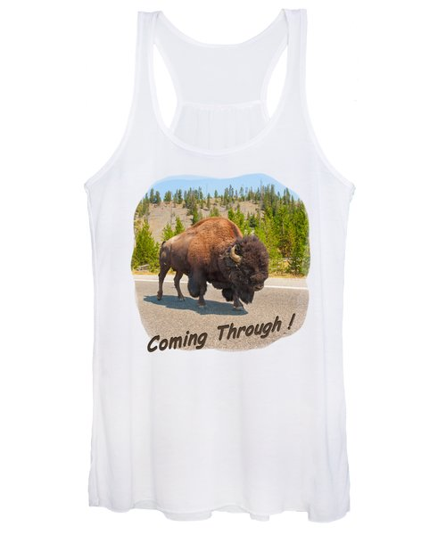 Buffalo Women's Tank Top