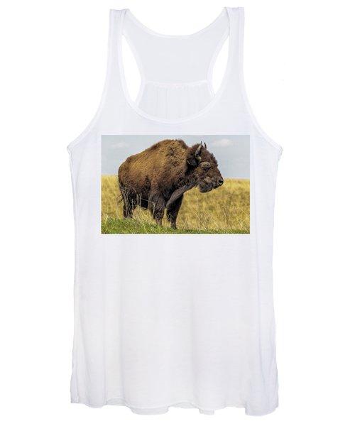Buffalo Women's Tank Top