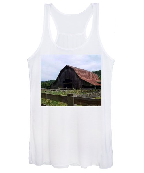 Buffalo River Barn Women's Tank Top