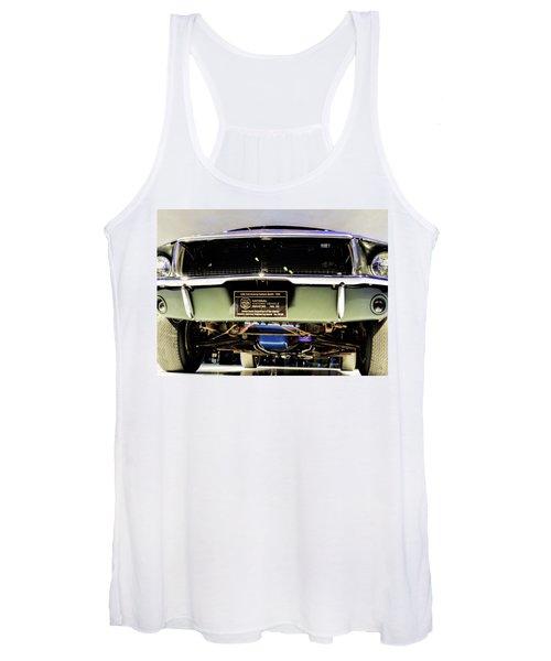 Bulitt Front View Women's Tank Top