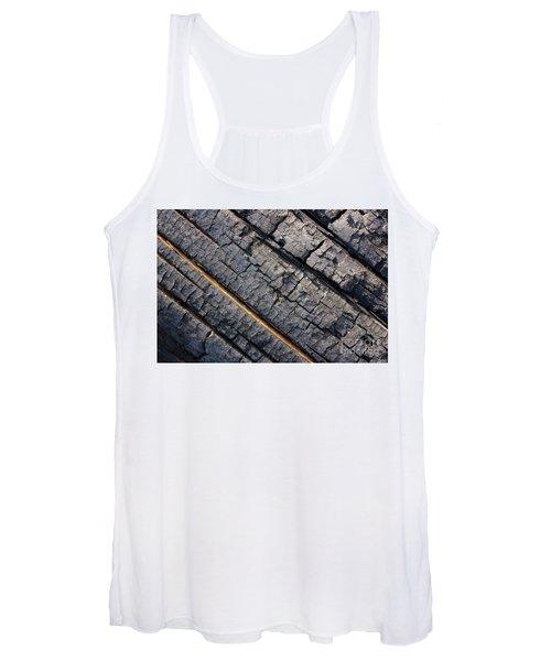 Burnt Bark Women's Tank Top
