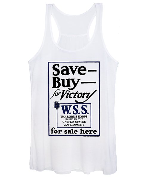 Buy For Victory Women's Tank Top
