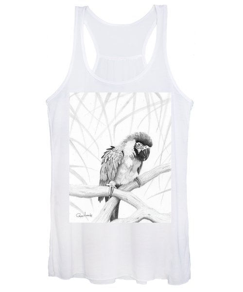 Bw Parrot Women's Tank Top