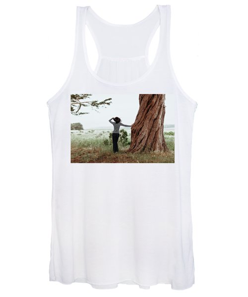 By The Cypress Women's Tank Top