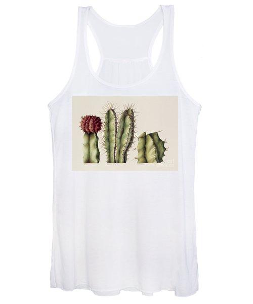 Cacti Women's Tank Top