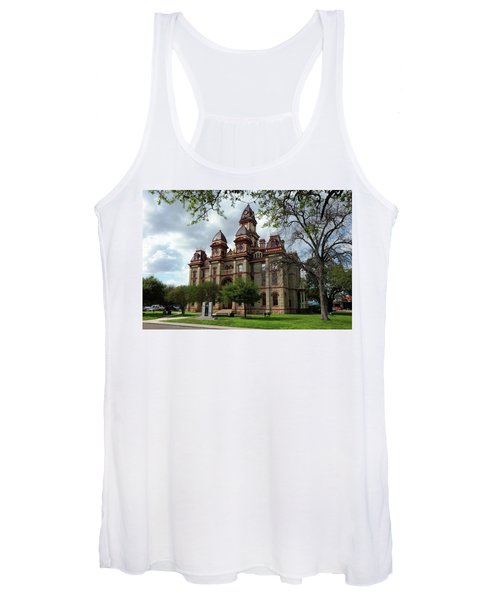 Caldwell County Courthouse Women's Tank Top