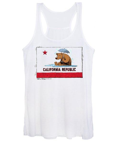 California Rain Women's Tank Top