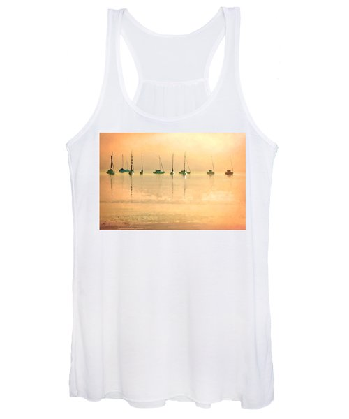 Calm Waters Women's Tank Top
