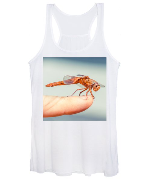 Can't Make Up My Mind Women's Tank Top
