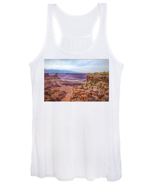 Canyon Landscape Women's Tank Top
