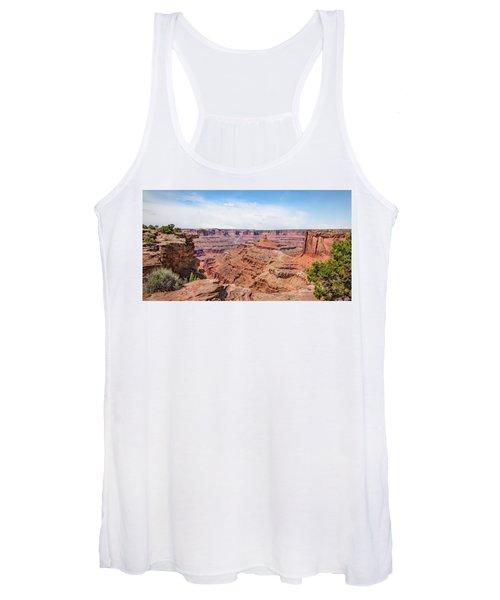 Canyonlands Near Moab Women's Tank Top