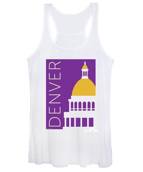 Denver Capitol/purple Women's Tank Top