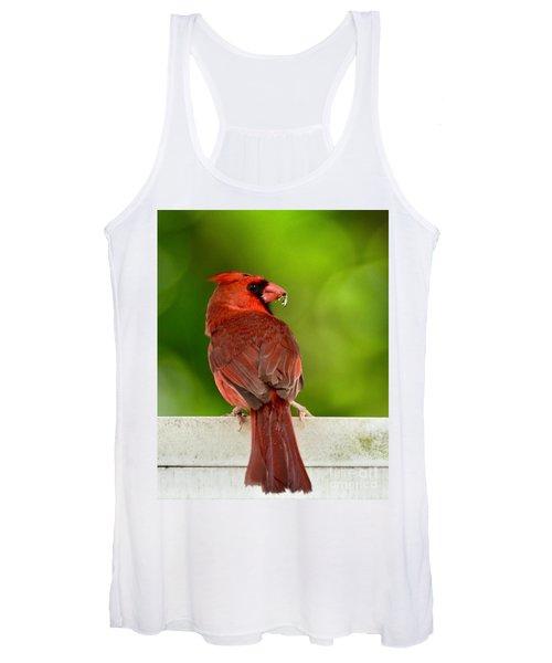 Cardinal Red Women's Tank Top