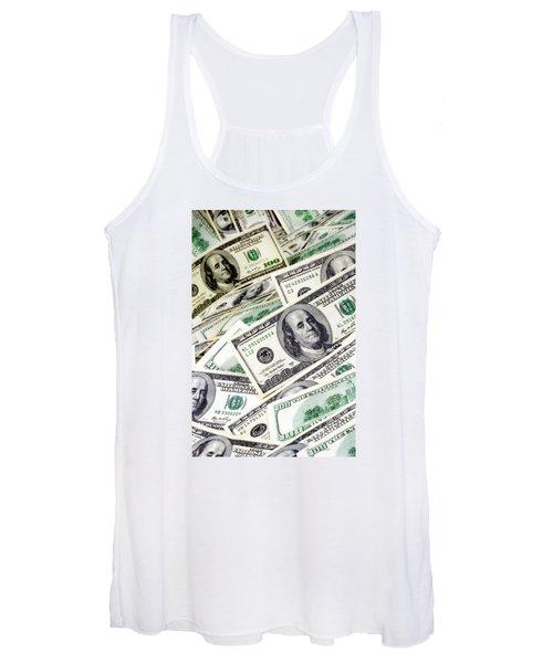 Cash Money Women's Tank Top