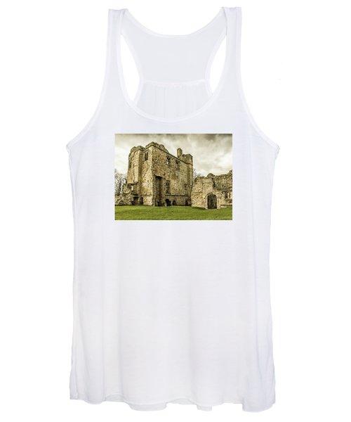 Castle Of Ashby Women's Tank Top