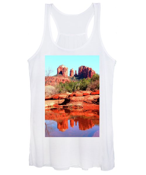 Cathedral Reflections 2 Women's Tank Top