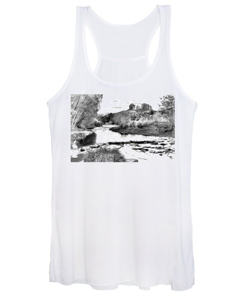 Cathedral Rock Women's Tank Top