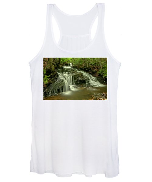 Cave Falls At Cole Run Women's Tank Top