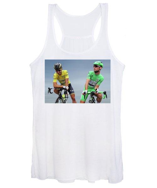 Cavendish V Sagan 1 Women's Tank Top