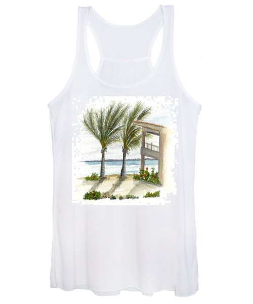 Cayman Hotel Women's Tank Top