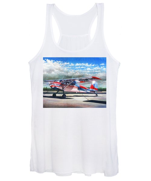 Cessna 140 Women's Tank Top