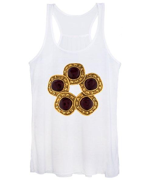 Chanel Jewelry-10 Women's Tank Top