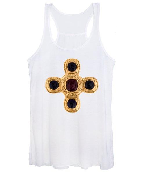 Chanel Jewelry-12 Women's Tank Top