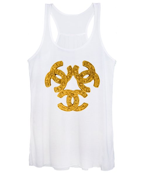 Chanel Jewelry-15 Women's Tank Top