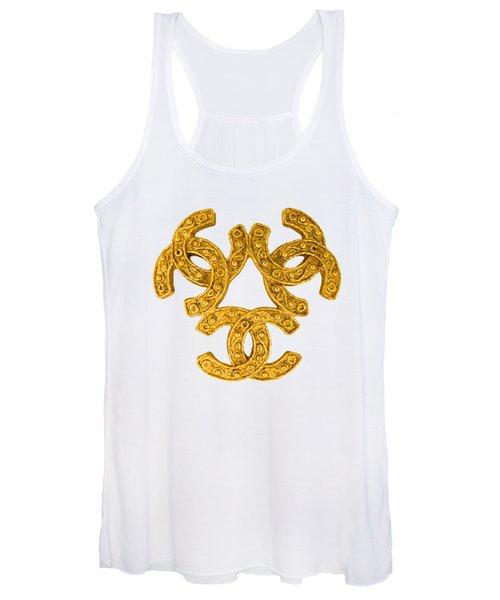 Chanel Jewelry-15 Women's Tank Top