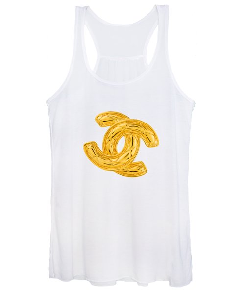 Chanel Jewelry-4 Women's Tank Top