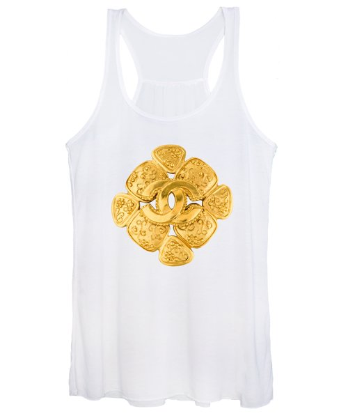 Chanel Jewelry-5 Women's Tank Top