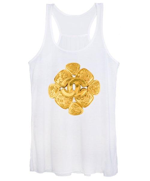 Chanel Jewelry-5 Women's Tank Top