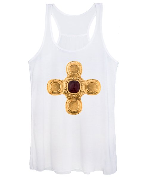 Chanel Jewelry-6 Women's Tank Top