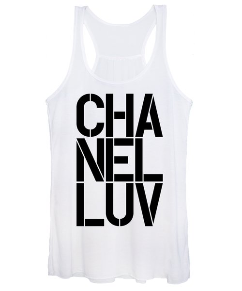 Chanel Luv-1 Women's Tank Top