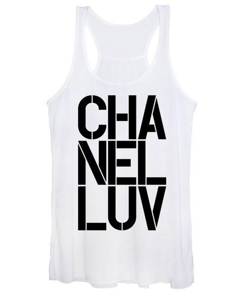 Chanel Luv-1 Women's Tank Top