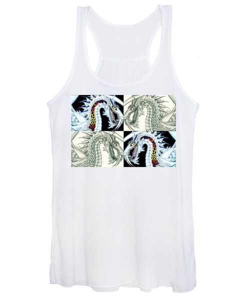 Chaos Dragon Fact Vs Fiction Women's Tank Top