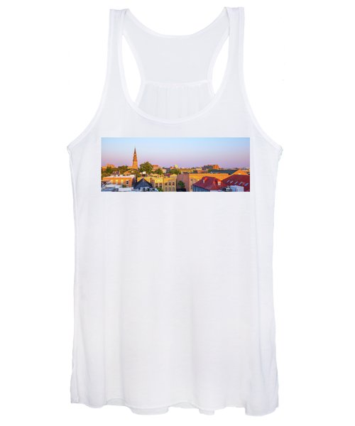 Charleston Glows Women's Tank Top