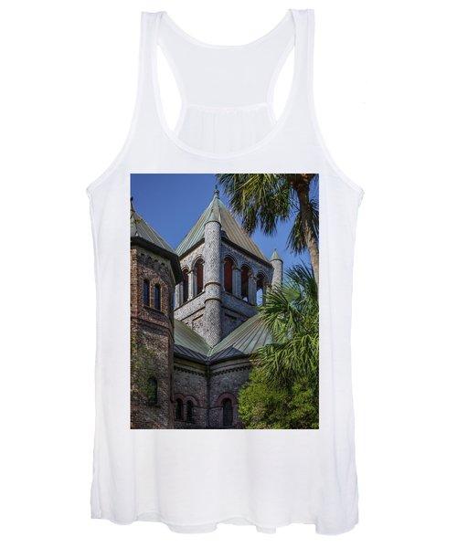 Charleston Historic Church Women's Tank Top