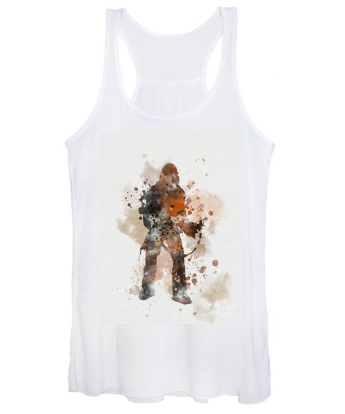 Chewie Women's Tank Top