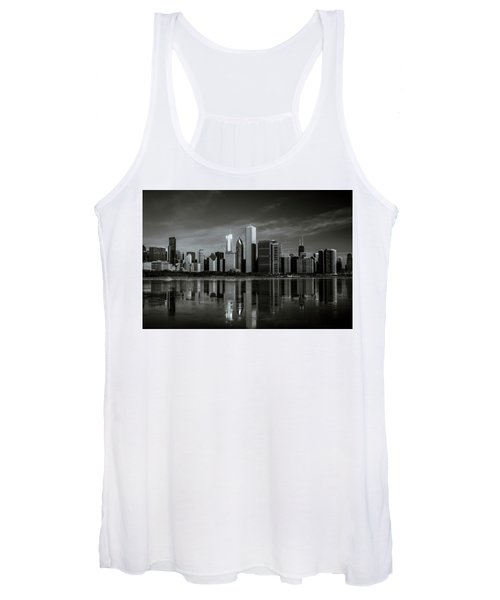 Chicago Lake Front Women's Tank Top