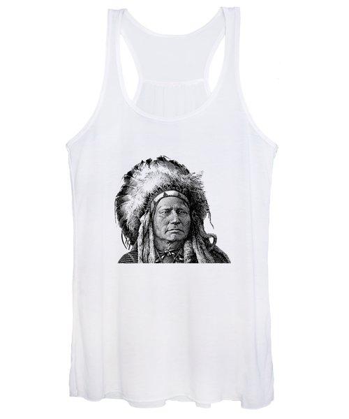 Chief Running Antelope Women's Tank Top