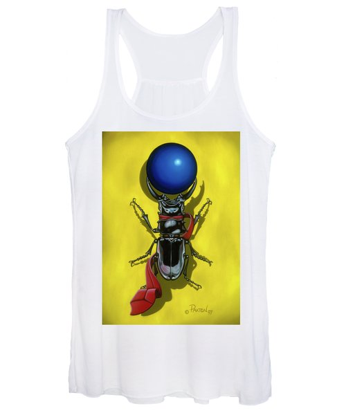 Childhood Pinch Women's Tank Top
