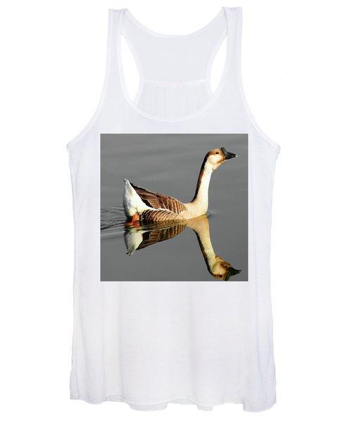 Chinese Goose Women's Tank Top