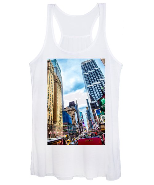 City Sights Nyc Women's Tank Top
