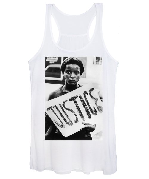 Civil Rights, 1961 Women's Tank Top